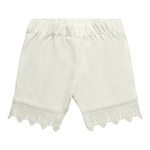 Victorian Organics Baby Girl Sailor Set 4 Piece Organic Cotton Knit and Eyelet Lace Trim Jacket Hat Dress and Bloomers (NB 0-3 months) by Victorian Organics (Image #5)