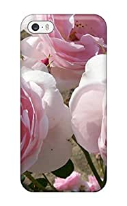 Shock-dirt Proof Pink Roses For Everyone Case Cover For Iphone 5/5s hjbrhga1544