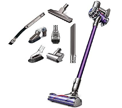 Image of: Attachments Image Unavailable Image Not Available For Color Dyson V6 Animal Motorhead Cordless Vacuum Amazoncom Amazoncom Dyson V6 Animal Motorhead Cordless Vacuum With