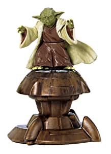 Hasrbo Star Wars Yoda Jedi Master Attack of the Clones Action Figure