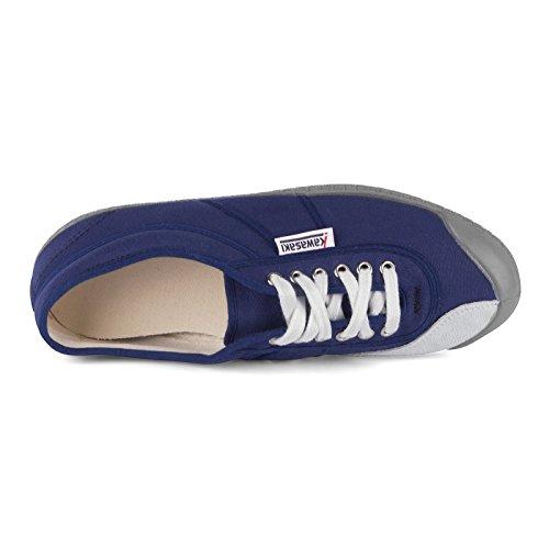 Kawasaki scarpe unisex tela Blue e Grigio mod. 2390-20