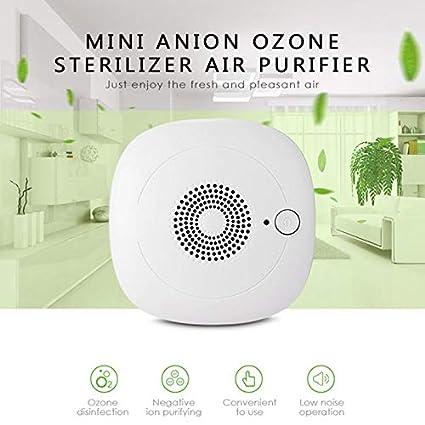 Pawaca Generador de ozono, purificador de refrigerador, purificador de Aire, purificador de Aire