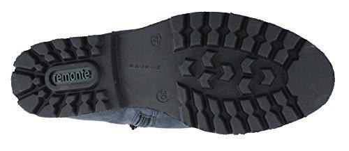 D0178 Chelsea Remonte Blå Kvinners Boots Y1n80