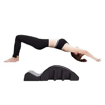 Yoga Pilates Masaje Cama Columna Ortesis Deformidad Cervical ...