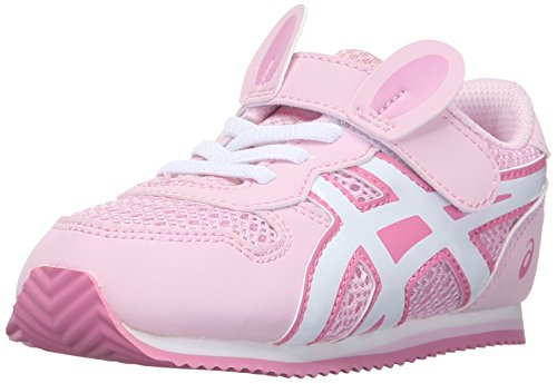 4 Toddler White US Animal ASICS M Bunny Toddler Shoe Pack Running Pink 086wqIB
