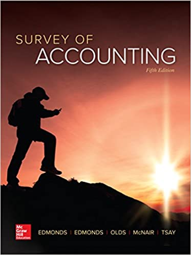 Amazon survey of accounting ebook thomas edmonds christopher survey of accounting 5th edition kindle edition fandeluxe Image collections