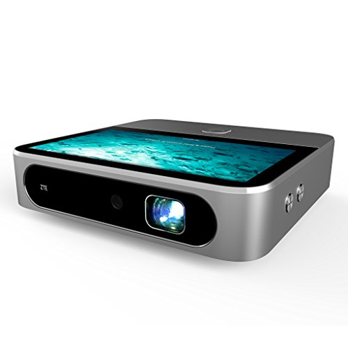 ZTE Spro 2 MF97 (T-Mobile) Unlocked 4G LTE HD Portable Projector (Zte 5 In T Mobile)