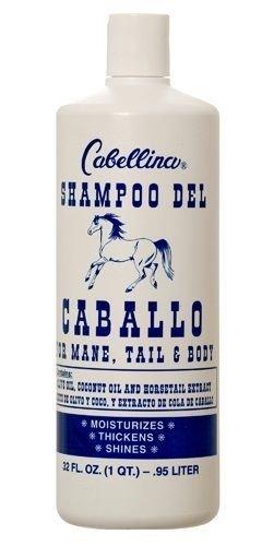 Cabellina Shampoo for Mane, Tail & Body, 32 Fluid Ounce