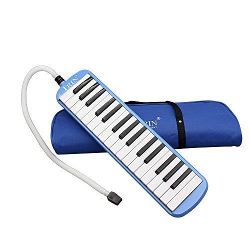 ammoon 32 Piano Keys Melodica Musical Education Instrument (32 keys