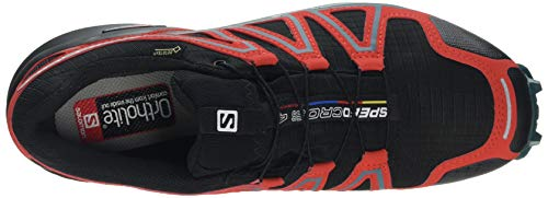 Blue black Trail Uomo high 4 Speedcross Salomon Nero Gtx Blue Black Red Da Scarpe high Running mediterranean Risk XzTpnqwx
