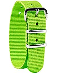 Children's Watch Band - Lime