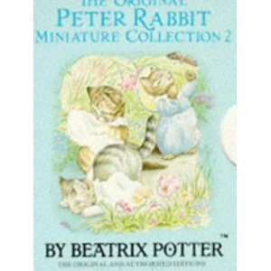 The Original Peter Rabbit Miniature Collection (Mini-pack, Potter) (No. 2) (Gloucester Mini)
