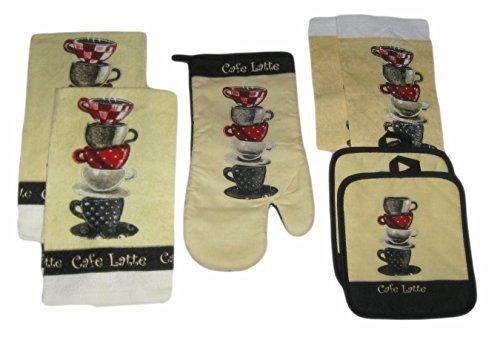 coffee cup towels - 4