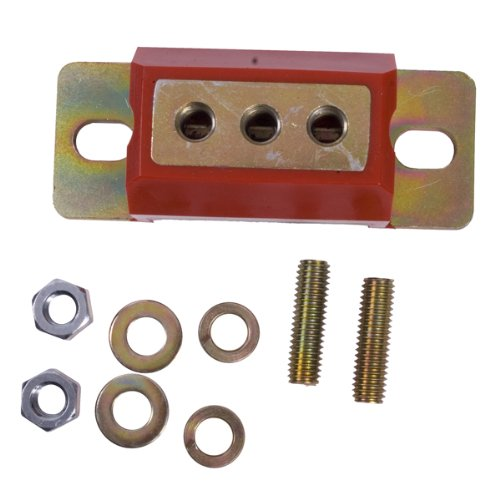 Rugged Ridge 18392.01 Red Polyurethane Transfer Case Mount