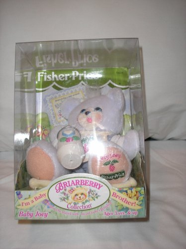 Fisher Price Brairberry Joey #75039 Year 1999 Excellent Condition from Fisher-Price