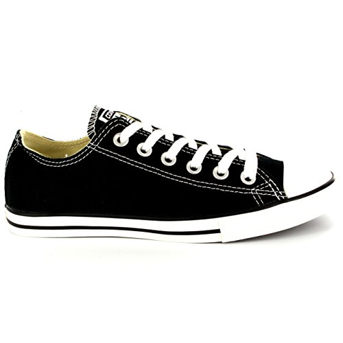 Ox Taylor Chuck Star Mixte Slim Noir Core blanc Adulte Canvas All Converse Basket Mode SZqC04ww
