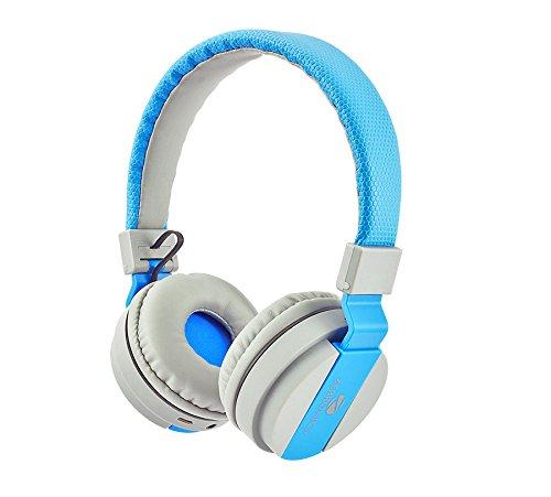 Zebronics Airone Bluetooth Headphones  Blue