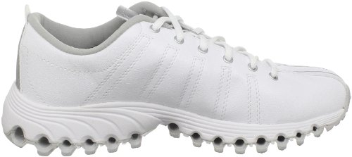K-SWISS Womens Speedster Tubes Training Shoe White/Platinum/White Ck5yf