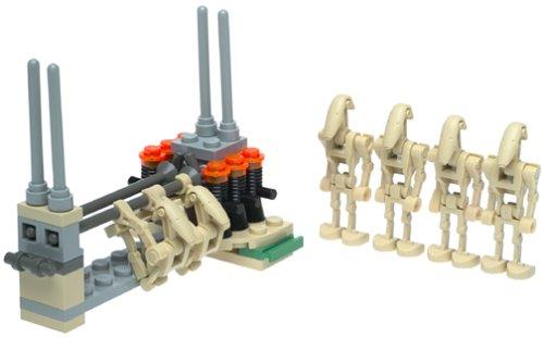 Amazon.com: LEGO Star Wars: Battle Droid Carrier (7126): Toys & Games