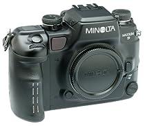 Minolta Konica - Minolta Maxxum 9 35mm Autofocus SLR Camera Body - USA
