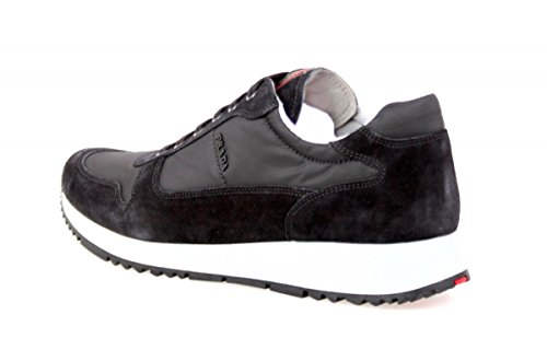 Prada Donne 3e5939 Sneaker Delle In Ginnastica Pelle CqXqARw
