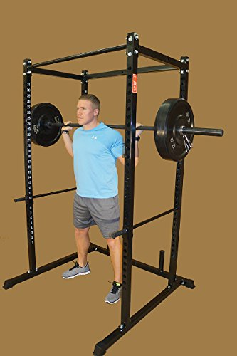 Super Power Rack-Black by NYB