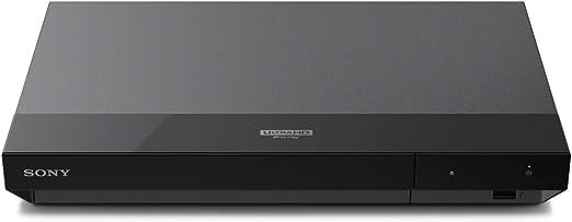 Sony UBP-X500 - Reproductor de BLU-Ray 4K UHD, Negro: Amazon.es: Electrónica