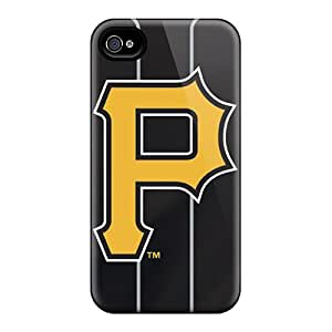 Iphone 6 ANQ503dXQM Support Personal Customs Stylish Pittsburgh Pirates Series Protector Hard Phone Cover -JoanneOickle