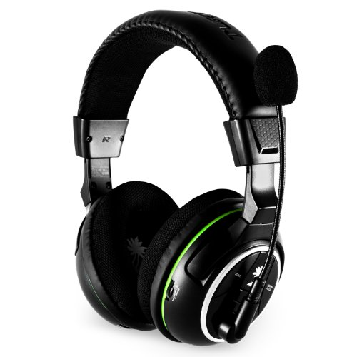 Turtle Beach Ear Force XP300 Wireless Gaming Headset - Xbox - Wireless Xbox 360 Headsets