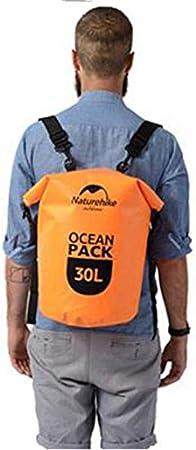 La Mejor Bolsa Estanca Ocean Pack de Yesay: Cámara, Teléfono, Pertenencias y Ropa a Salvo - Mochila