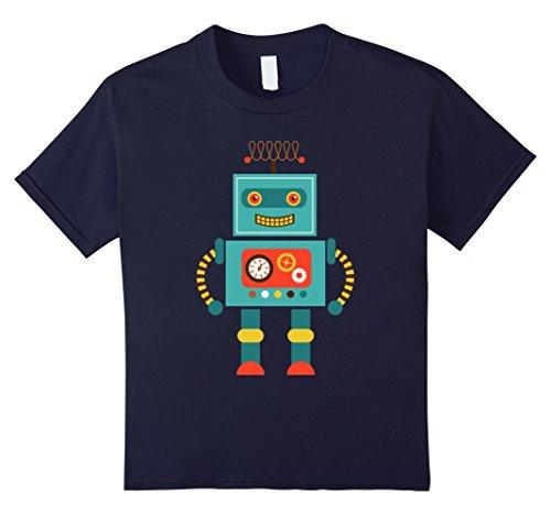 kids robot shirt - 4