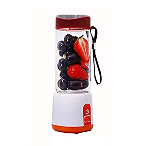 Frullatore elettrico portatile Frullatore USB Mini miscelatori di frutta Spremiagrumi Estrattori di frutta Frullato… 9 spesavip
