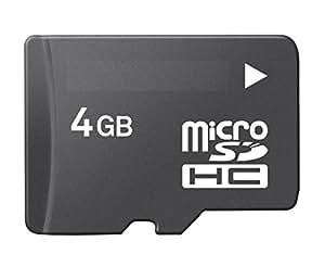 Generic 4 GB microSD Flash Memory Card