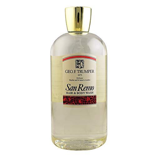Geo F Trumper SAN REMO Hair & Body Wash 500ml