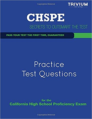 CHSPE Practice Test Questions