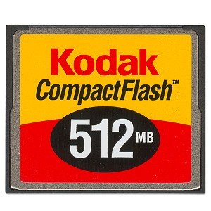 Kodak 512MB CompactFlash Memory ()