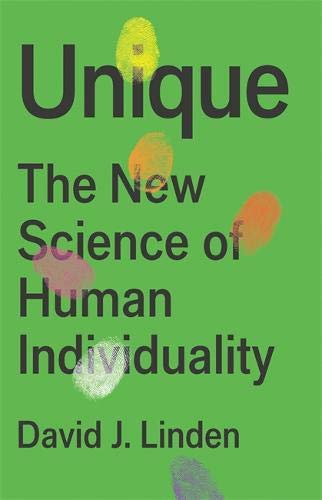 Book Cover: Unique: The New Science of Human Individuality