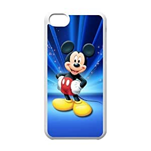 Generic Design Back Case Cover Ipod 6 Touch6 Cell Phone Case White Mickey Mouse Omjtw Plastic Cases