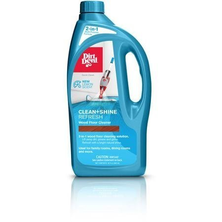 Dirt Devil Clean+Shine Refresh Wood Floor Cleaning Solution, AD30045 by Dirt ()