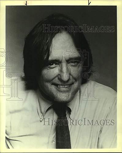 Vintage Photos 1984 Press Photo Actor Dennis Hopper - sap12321
