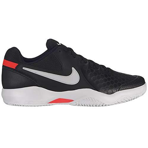 Zoom bright 003 Air Nike Tennis Resistance Da Scarpe Mehrfarbig white Crimson Uomo black q1xCxw57