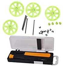 Jili Online For Parrot AR Drone 2.0 Parts Pinion Motor Shaft Mounting Tools&Gears Kit