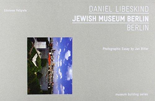 Daniel Libeskind Jewish Museum Berlin Museum Building Guides (Tapa Blanda)