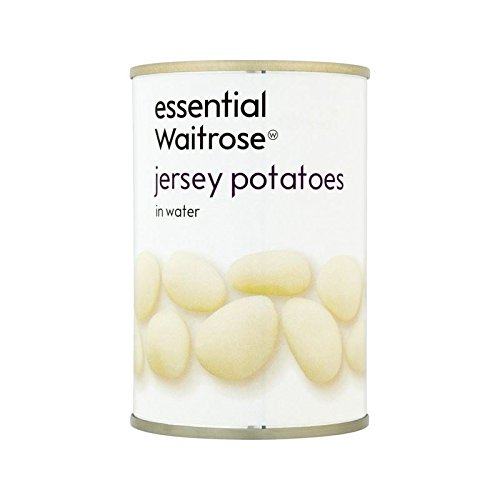 Jersey Potatoes essential Waitrose 300g - Pack of 4 by WAITROSE
