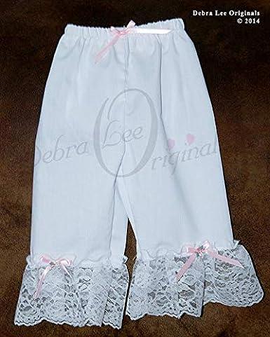 Amazoncom Debra Lee Originals Bloomer Diaper Cover Sweet Pea