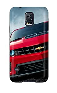 Fashionable Style Case Cover Skin For Galaxy S5- Chevrolet Camaro 21