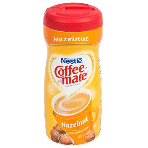 TableTop King Hazelnut Coffee Creamer Shaker - 12/Case by TableTop King