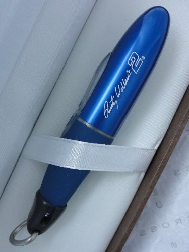 Cross Limited Edition Blue Ion Gel Ink Rusty Wallace # 2 NASCAR Pen