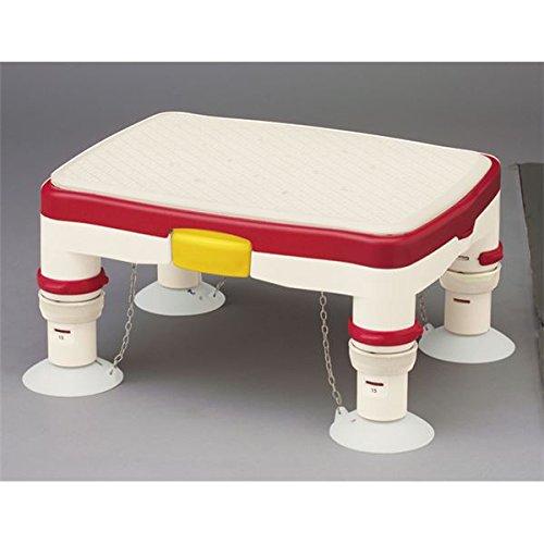 アロン化成 浴槽台 安寿高さ調節付浴槽台R (1)ミニ レッド 536-484 ds-1547982   B01AP5ZQ1C
