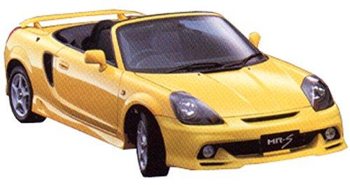 フジミ模型 1/24インチアップディスクシリーズ86 MR-S ファンスポーツの商品画像